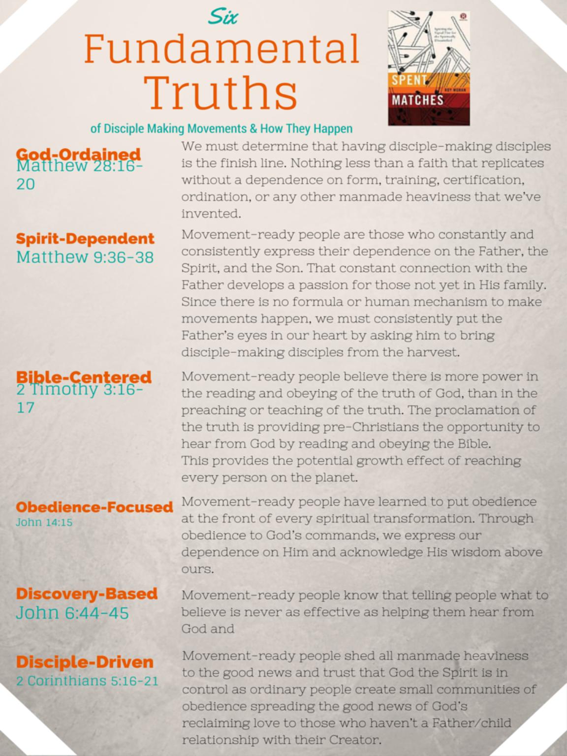 6 Fundamental Truths (2)